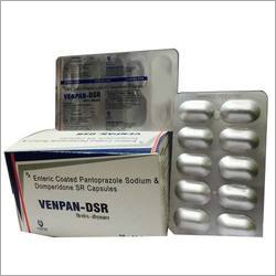 Enteric Coated Pantoprazole Sodium Domperidone Sr Capsules
