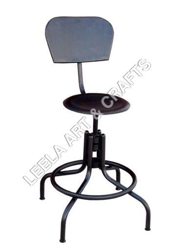 Iron Designer  Chair