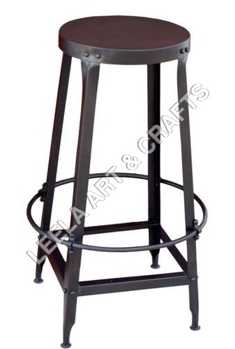 Inhouse Iron Stool