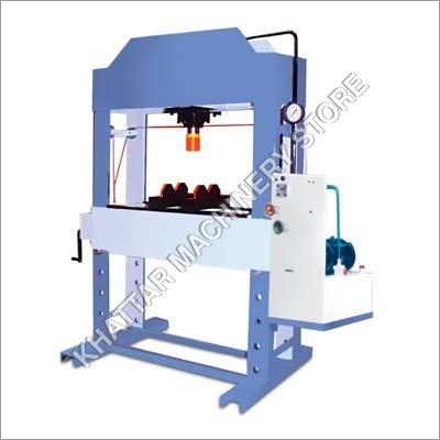 Hydraulic Press Motorised