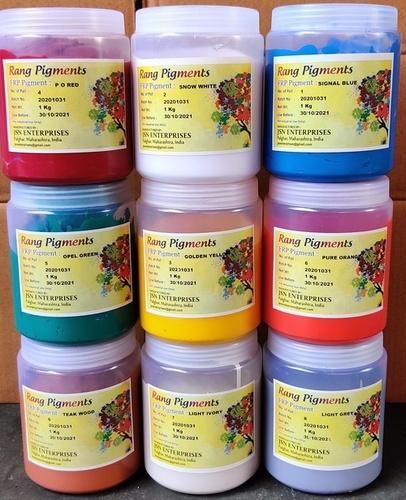 FRP Pigment Paste