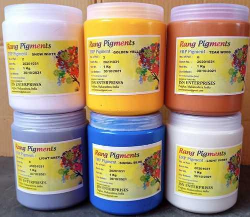 Fiberglass Resin Pigment