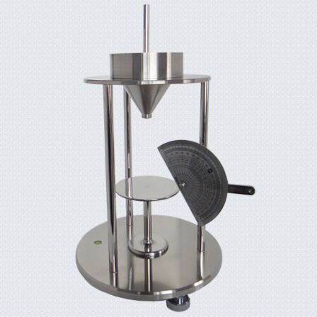 Powder Angle of Repose , Repose Angle Testing Machine
