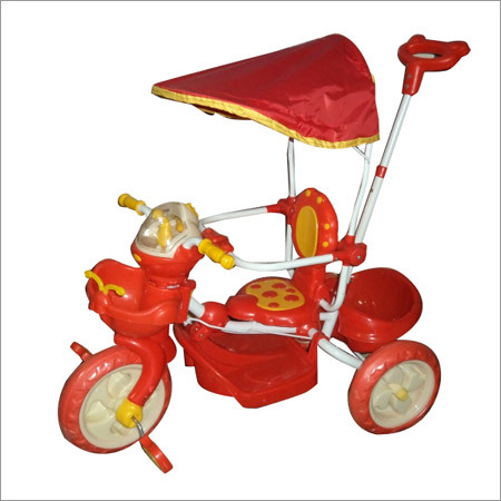 Baby Plastic Tricycle