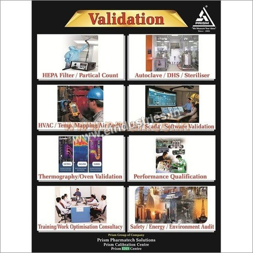 Oven & Muffle Furnace Validation Services