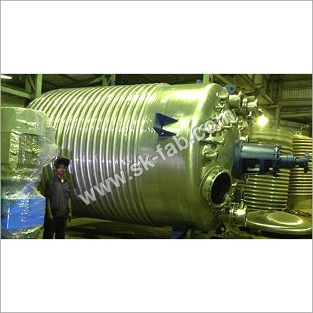 SS Tank Reactors