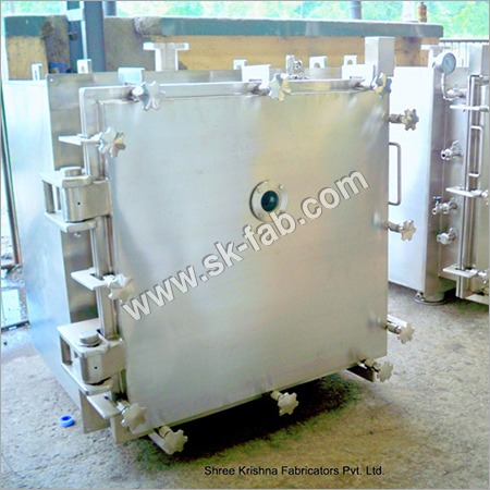 Industrial Tray Dryers