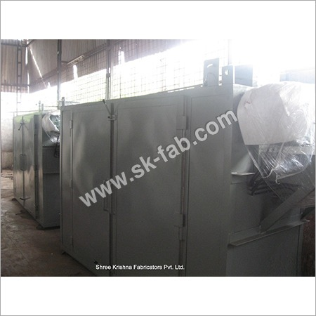 Steel Tray Dryers