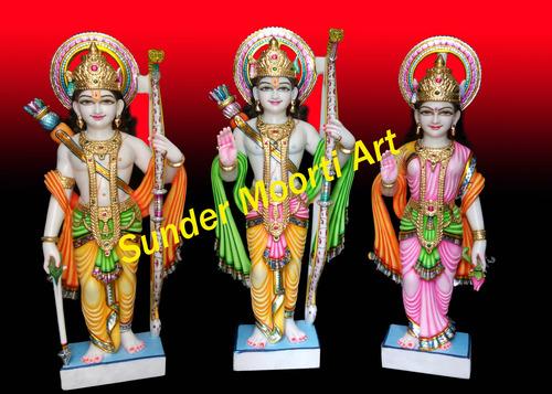 God Ram Darbar Moorti