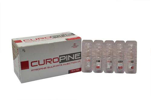 Atropine Sulphate 1 mg/ml Injection