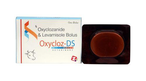 Oxyclozanide & Levamisole Bolus