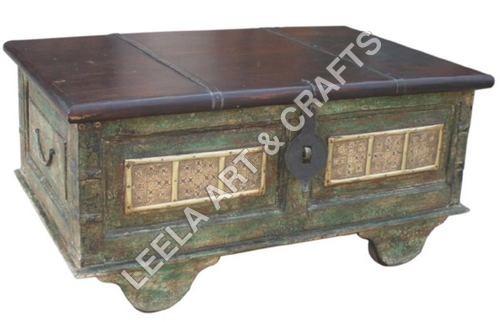 Vintage Storage Trunk  sc 1 st  Reclaimed Wood Furniture ManufacturerSolid Wood Furniture Supplier ... & Vintage Storage Trunk - Vintage Storage Trunk Exporter Manufacturer ...