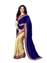 Embroidered Party Wear Saree