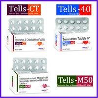 Telmisartan 40+Hydrochlorothiazide 12.5