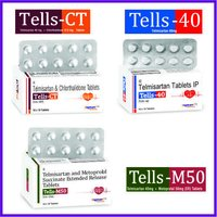 Telmisartan 40 + Hydrochlorothiazide 12.5