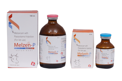 Meloxicam & Paracetamol Injection