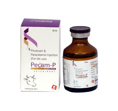 Piroxicam & Paracetamol Injection