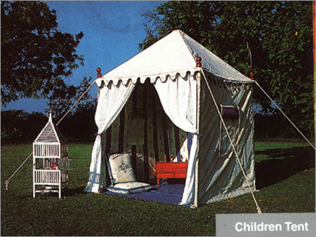 Handmade Children Tent