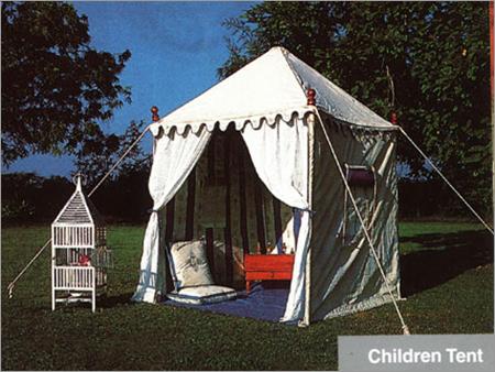 Handmade Children Tent