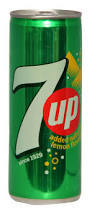 7UP SOFT DRINK