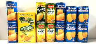 MANGO JUICE FOR SALE