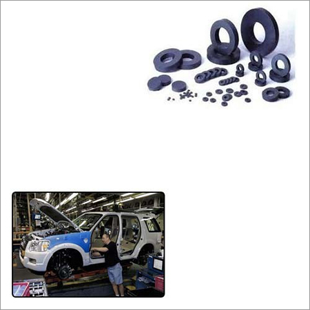 Ferrite Magnets for Automobile Industry