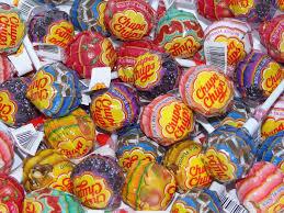 Chupa Chup Lollipops