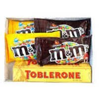 M&Ms Peanuts Chocolate Bag 400gr