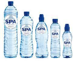 Spa Reine Mineral Water