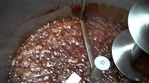 Caramel Popcorn Coating Machine
