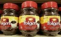 Folgers Instant Coffee Available