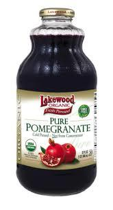 Pure Pomegranate Juice