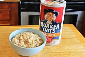 Quaker Oats for Export