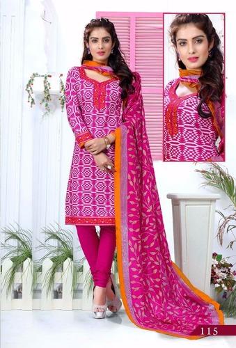 Dhaga Khadi Prints Dress Materials Wholesale