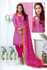 Dhaga Khadi Prints Dress Materials Wholesale