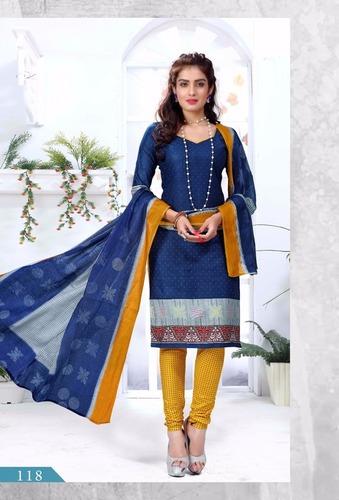 Jetpur Cotton Print Dresses Manufacturer