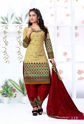 Wholesale Dress Materials By Bansi Dress