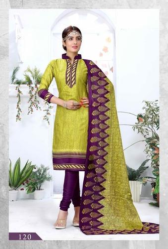 Cotton Dress Materials In Jetpur