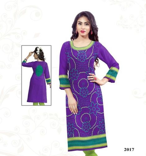 Bansi Style Unstitched Kurti Collection Wholesale