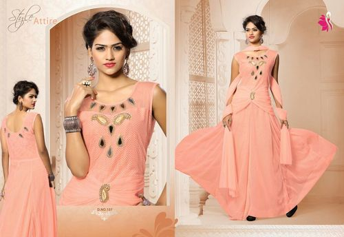 Bansi Collection Party Wear Gown Online