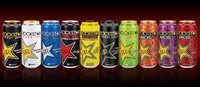 Top Brand Energy Drink And Rock Star Drinks