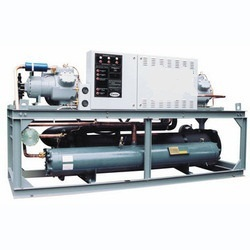 Water Cooled Reciprocating Chiller