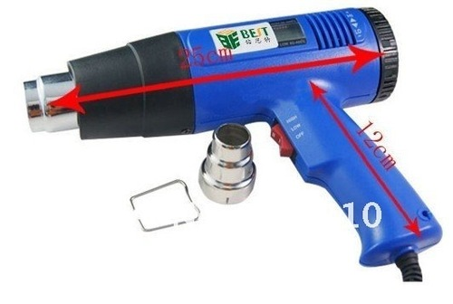 HOT AIR GUN DIGITAL