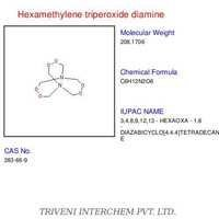 Hexamethylene triperoxide diamine