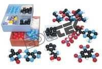 Bio Chemistry Molecular Model