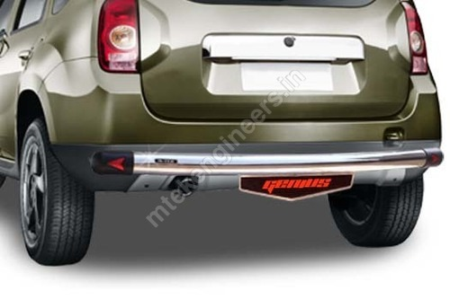 Renault Duster Rear Guard