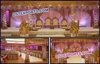 Latest Design Delizio Wedding Mandap Set