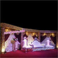 Muslim Nikah Stage Decors Set