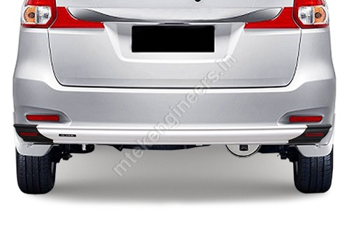 Rear Bumper Guard for Ertiga