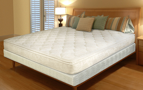 Pocket Spring Pillow Top Mattress